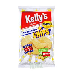 Kelly's Knoblauch Chips