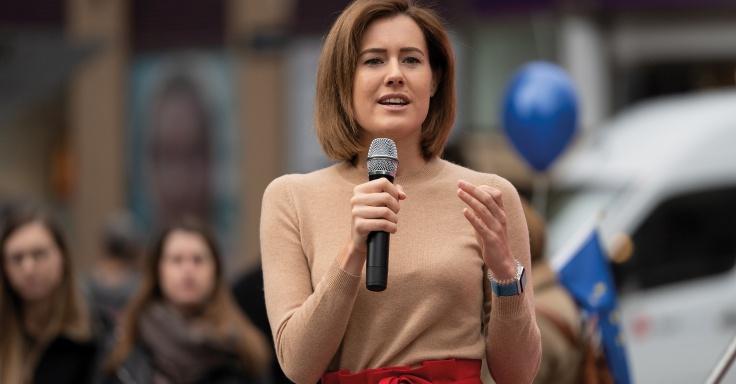 EU: Claudia Gamon nimmt Stellung