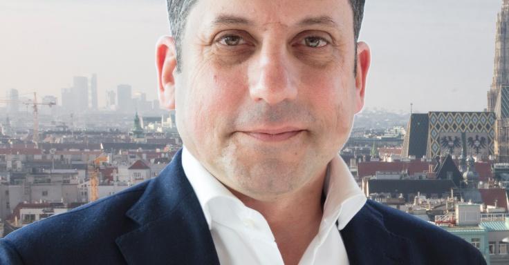 Rewe: Großes Interview mit Vorstand Marcel Haraszti