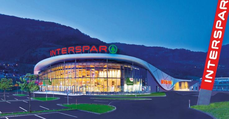 Interspar: Groß-Eröffnung in Lienz