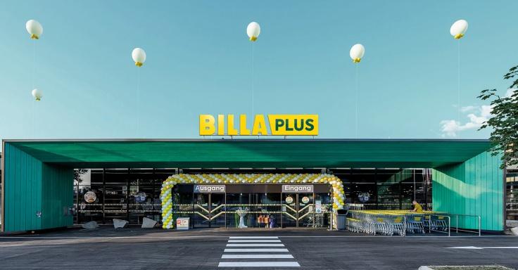 Rewe: Merkur wird zu Billa Plus